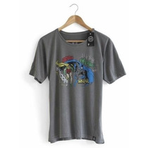 Camiseta Vintage Batman E Robin Dc Comics - Studio Geek
