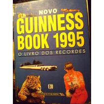 Livro Guinness Book 1995
