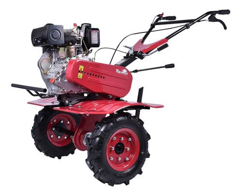 Motocultivador 5,1hp 4 Tempos Diesel Tdt90-rx Toyama