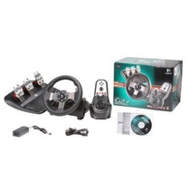 Joystick Logitech G27 Racing Wheel Volante - Evolução Do G25