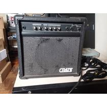 Amplificador De Guitarra Combo Crate Gx-15 Made In Usa 1x8