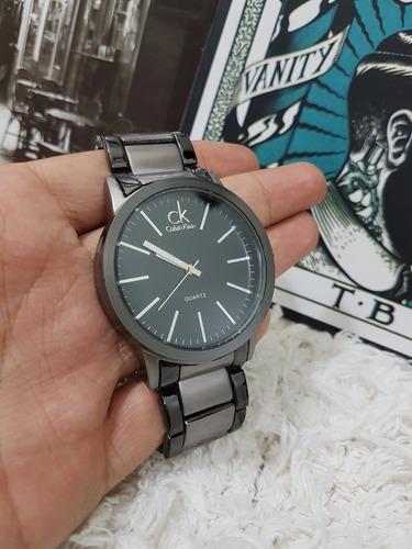 13e3dcf25e8 Relógio Calvin Klein Masculino Modelo Tradicional Social