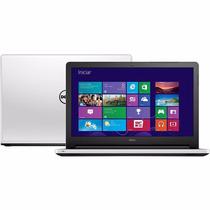 Notebook Dell I15-5558-a30 Intel I5 4gb Ram 1tb Hd Dvd 15.6