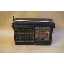 Rádio Transistor Motoradio 7 Faixas Antigo