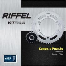 Relação Pinhão Coroa Riffel Yamaha Xt660 Xt R Tenere 660 520