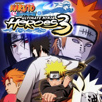 Naruto Ultimat Hero3 Patch Play2