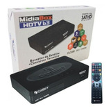 Receptor + Conversor Midiabox B3 Hd Digital Tv Century