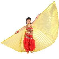 Wings Asas Dança Do Ventre Infantil Belly Dance