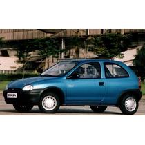 Calha De Chuva Gm Corsa/pick Up 2 Portas 1994/2003.