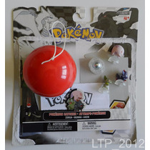 Brinquedo Pokémon Catcher - Zorua Axew Munna - Jakks Pacific