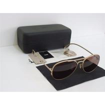 Óculos De Sol Ideal Para Grau Ksubi Columba Aviador Luxo