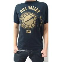 Camiseta De Volta Para O Futuro Back To The Future Exclusiva