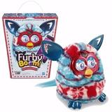 Boneco Hasbro Furby Boom Festive Edition A6101 + 4 Pilhas