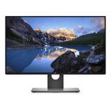 Monitor Dell U2718q Led 27  Preto 110v/220v (bivolt)