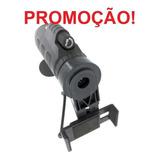 Monóculo Luneta Portátil 40x60 Suporte Celular +tripé +bolsa