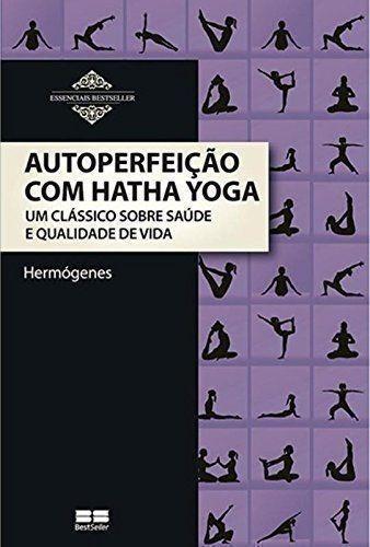 Livro Autoperfeição Com Hatha Yoga Hermógenes
