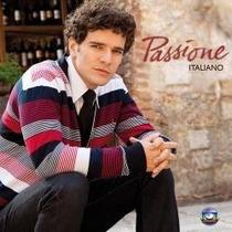 Cd - Passione - Italiano - Trilha Sonora Da Novela - Lacrado