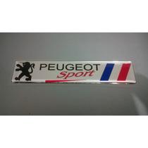 Emblema Peugeot Sport França 308 408 2008-bisiness