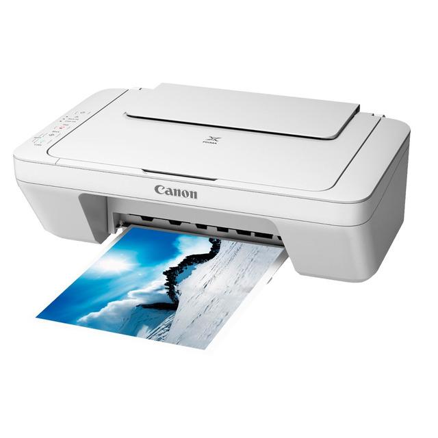 0f022a9f3 Impressora Multifuncional Colorida Canon Pixma Mg2410 em Congonhas ...