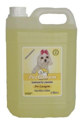 Shampoos Pre Lavagem 5 Litros - Petgroom