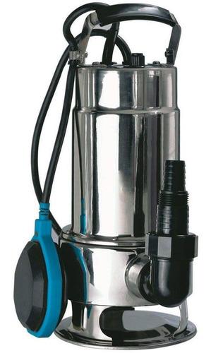 Bomba Para Água Suja Esgotamento Limpeza De Caixa 1hp 750w