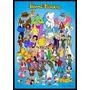 Combo Hanna Barbera 22 Desenhos