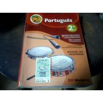 Livro: Projeto Buriti Portugues 2°ano Professor