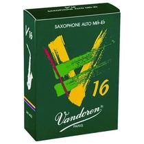Palheta Vandoren V16 Nº 2½ Sax Soprano