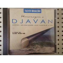 Cd Talento Brasileiro Homenagem A Djavan