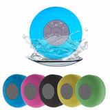 Mini Caixa De Som Á Prova D'água Bluetooth Piscina Banho Mp3