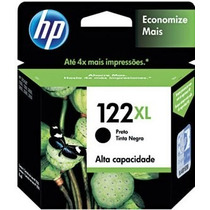 Cartucho Hp Original 122xl Black E 122xl Color