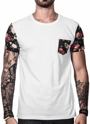 Camiseta Florida Masculina Camisetas Estampada Frete Grátis 2ce52322767