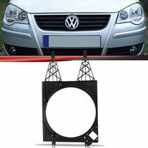 Defletor Radiador Polo 2008 2009 2010 2011 Com Ar