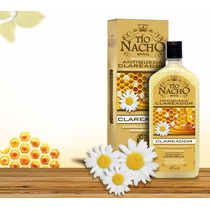 Shampoo Antiqueda Clareador Tío Nacho