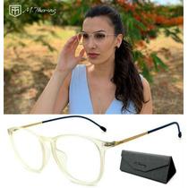 64a828089 Busca armação transparente com os melhores preços do Brasil ...