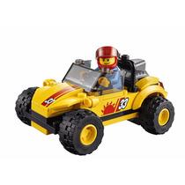 Lego Cidade Buggy Das Dunas 60082 Original - Mercado Envios