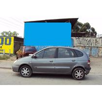 Motor Parcial Renault Scenic Clio 1.6 16v Flex Ano 05 A 12