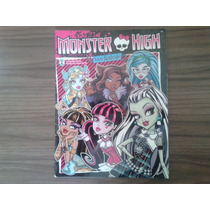 Album De Figurinhas Monster High 2013