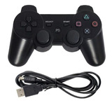 Controle Dualshock 3 Ps3 Bluetooth Raspberry Retro Game Play