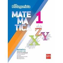 Ser Protagonista - Matemática - 1º Ano - Ensino Médio