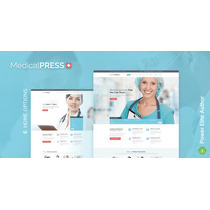 Medicalpress 2.0.1 Health And Medical Wordpress Theme