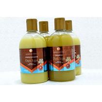 Condicionador E Shampoo Ouro Argan Alquimia Botanica-12 Unid
