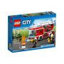 Lego Lego City - Caminhão Com Escada De Combate Ao Fogo