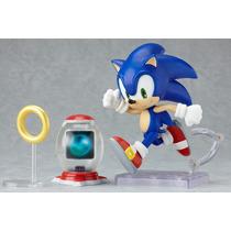 Boneco Sonic The Hedgehog Nendoroid