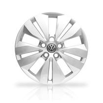 Calota Jogo Roda Aro 15 Polo Original Volkswagen - 4 Peças