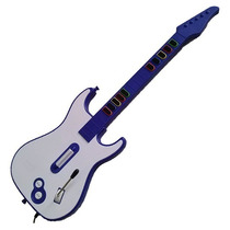 Guitarra Para Ps2 Xcalibur Tecnoshow Pj-027 Cabo Lote C/100