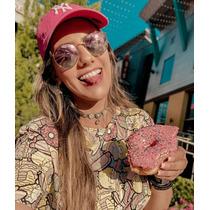 21022aa4b Busca oculos espelhado rosa com os melhores preços do Brasil ...
