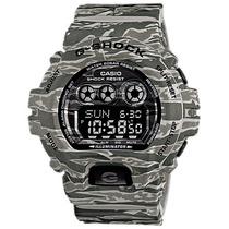 Relógio Casio Masculino G-shock Gd X6900cm 8 Camuflado Cinza
