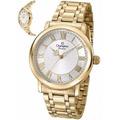 Relógio Champion Dourado Cn29936h, Pronta Entrega,original.