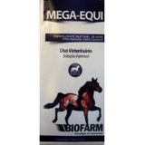 Mega-equi Biofarm Boldenona 50ml Frete Gratis